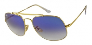 Okulary Ray-Ban® The General RB3561-001/3F