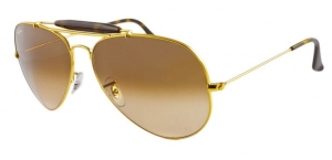 Oprawki Ray-Ban Aviator Outdoorsman II RB3029-9001A5