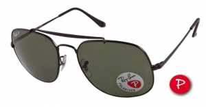 Okulary Ray-Ban® The General RB3561-002/58