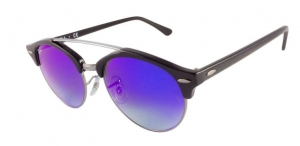 Okulary Ray-Ban Clubmaster RB4346-62507Q