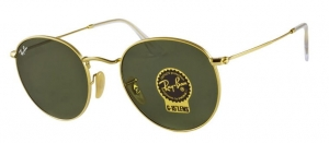 Ray-Ban Round Metal RB3447N-001