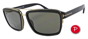 Okulary Tom Ford Anders TF 0780 01D