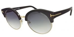 Okulary Tom Ford Alissa-02 TF 0608 01B