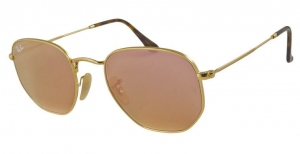 Okulary Ray-Ban® Hexagonal RB3548N-001/Z2