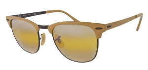 Okulary Ray-Ban® Clubmaster Metal RB3716-9157AG