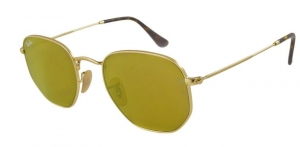 Okulary Ray-Ban® Hexagonal RB3548N-001/93