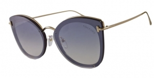 Okulary Tom Ford Charlotte TF 0657 01C