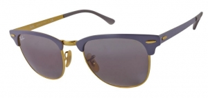 Okulary Ray-Ban® Clubmaster Metal RB3716-9158AH