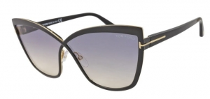 Okulary Tom Ford Sandrine-02 TF 0715 01B