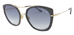 Okulary Tom Ford Joey TF 0760 01B