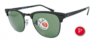 Okulary Ray-Ban® Clubmaster Metal RB3716-186/58