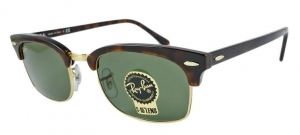Okulary Ray-Ban Clubmaster Square RB3916-130431