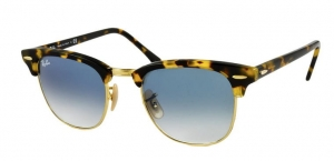 Okulary Ray-Ban Clubmaster RB3016-13353F