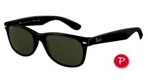 Ray-Ban New Wayfarer RB2132-901/58