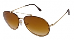 Okulary Tom Ford Dickon TF 0527 28F