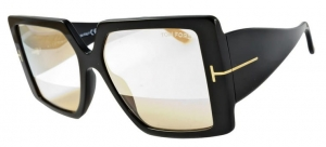 Okulary Tom Ford Quinn TF 0790 01Z