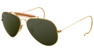 Okulary Ray-Ban® Aviator Outdoorsman RB3030-L0216