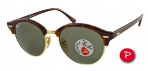 Okulary Ray-Ban Clubround RB4246-990/58