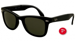 Okulary Ray-Ban® Wayfarer Folding RB4105-601/58