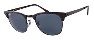 Okulary Ray-Ban® Clubmaster Metal RB3716-186/R5
