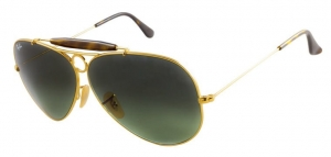 Okulary Ray-Ban Aviator Shooter RB3138-181/71