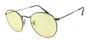Okulary Ray-Ban Round Metal RB3447-004/T4