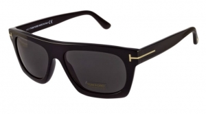 Okulary Tom Ford Ernesto-02 TF 0592 01A
