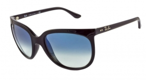 Okulary Ray-Ban Cats 1000 RB4126-601/3F