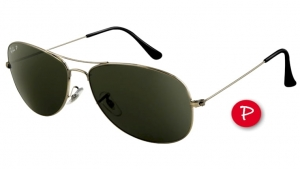 Okulary Ray-Ban® Cockpit RB3362-004/58