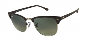 Okulary Ray-Ban® Clubmaster Metal RB3716-911871