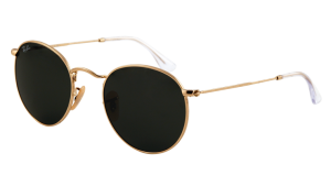Okulary Ray-Ban® Round Metal RB3447-001