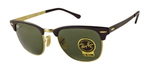 Okulary Ray-Ban® Clubmaster Metal RB3716-187